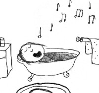 bath happy song
